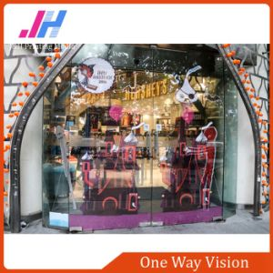Window Covering One Way Vision (top quality) Film pictures & photos