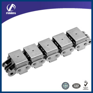Stainless Steel Roller Chain with U Type Attachments (SS08B-U1) pictures & photos