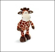 Stuffed Toy Giraffe (ER075)