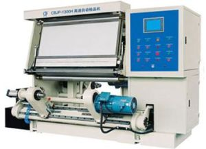 High Speed Automatic Inspection Rewinding Machine