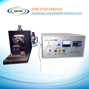 Ultrasonic Spot Welding Machine for Cylinder Cell Production pictures & photos