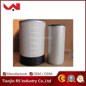 OEM Af890 Auto Parts Air Filter for Truck Construction Machinery pictures & photos