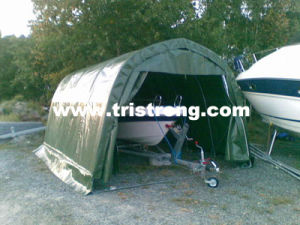 Portable Carport, Extra Strong Tent, Boat Tent (TSU-1216/1220/1224/1228/12) pictures & photos