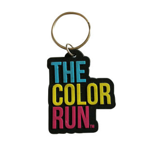 Customize Soft PVC Keychain Promotional pictures & photos