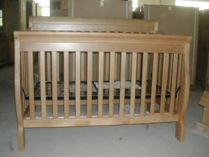 Baby Convertible Crib (Ruby)