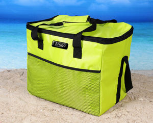 Beach Themral Insulated Ice Cooler Bag pictures & photos