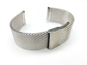 Stainless Steel Mesh Watch Band 0.8mm Stainlesssteel pictures & photos