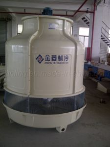 Round Cooling Tower FRP Counter Flow Water Tower pictures & photos