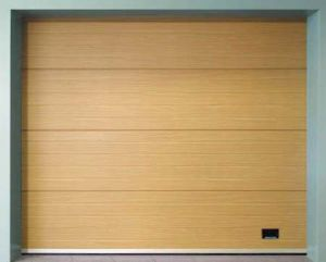 Sectional /Automatic Garage Door (40mm thick) pictures & photos