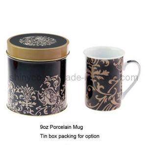 9oz Porcelain Mug (Style# 3018)
