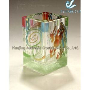 Crystal Pen Holder (AC-PH-015)