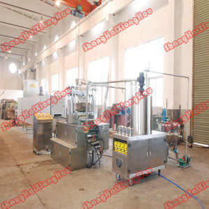 Full Automatic Jelly Candy Depositing Line (GDQ150/300) pictures & photos