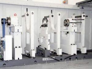 Schenck Balancing Machine - Hgw for Drive Shafts