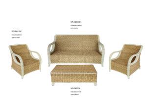 New Leisure Rattan Sofa Set (WS-06070) pictures & photos