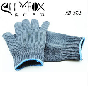 Safety Hot Sale Police Anti-Cutting Proof Kevlar Gloves pictures & photos