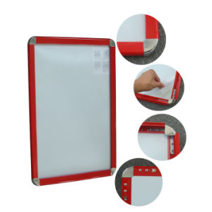 Aluminum Profile Snap Open Poster Frame