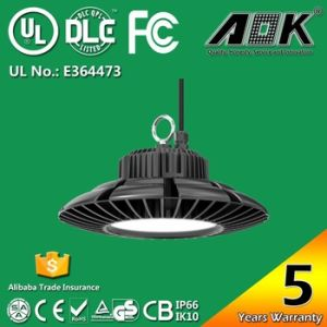 High Lumen 130lm Per Watt Aok SAA Approved UFO LED Highbay Light