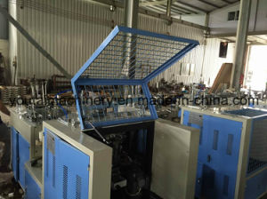 Full Automatic Middle Speed Paper Cup Forming Machine pictures & photos