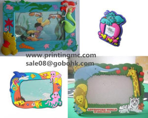 Multi Color PVC Photo Frame Making Production Line Full Automatic pictures & photos