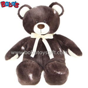 Lovely Beige Plush Teddy Bear Toy with Softest Material pictures & photos