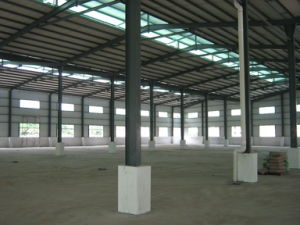 Light Steel Structure Warehouse (Jb-13)