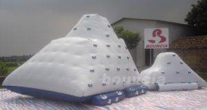 3.7m High Inflatable Iceberg for Lake