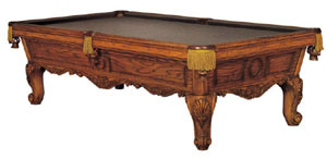 Slate Pool Table (KBP-5205) pictures & photos