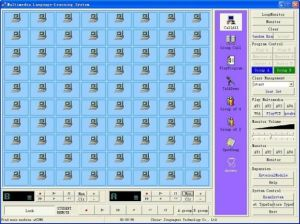 Pure Language Laboratory Control Software for Win XP System Bl-2008 pictures & photos