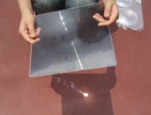 Fresnel Lens 240*240 for Solar Energy (FFC240)