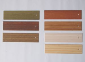 Bamboo Slats 25mm Venetian Blinds Accessories pictures & photos