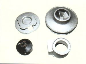 Stainless Steel Water Pump Parts (lost wax casting)