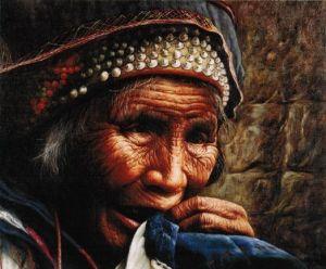 Stock Oil Paintings (oripor003)