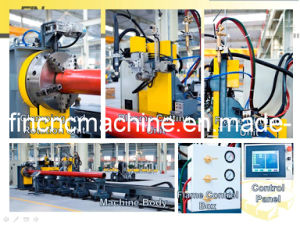 CNC Pipe Profile Cutting Machine (MODEL PB660A) pictures & photos