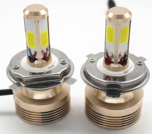 4000lumens 4 Side H4 LED Headlight Bulbs pictures & photos