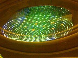 Fiber Optic Drop Lamp (HYFC-2023) pictures & photos