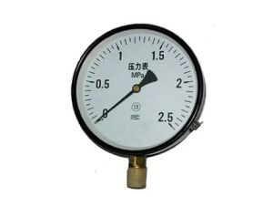 Pressure Gauge for All Kinds of Pipe pictures & photos