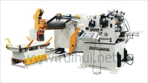 Automatic Machine Straightener with Nc Servo Feeder and Uncolier Using in Press Machine pictures & photos