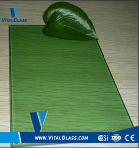 F-Green Float Glass for Building Glass with CE& ISO9001 pictures & photos