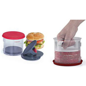 Patty Caddy Hamburger Press Cold Boxes