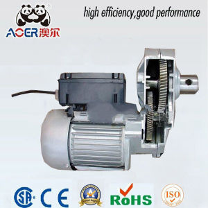China 750w Ac Single Phase Induction Electric Geared Motor