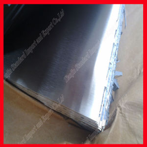 AISI 202 Ss Sheet Ba / No. 4 Surface with PVC Protective Film pictures & photos