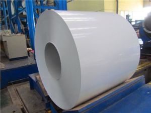 PPGI Prepainted Galvanized Steel Coil with Film pictures & photos