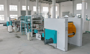 Double-Mainframe Extrusion Co-Extrusion Compound Unit (BR-S Series)