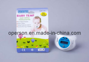 Baby Nipple Digital Thermometer (OS1027) pictures & photos