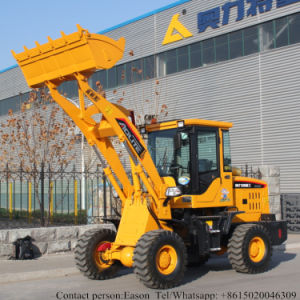 High Quanlity & Competitive Price Small Loader with A/C pictures & photos