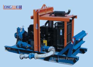Diesel Engine Mining Sand Suck Pump Unit