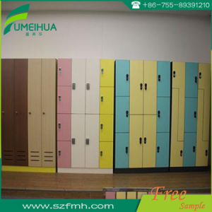 HPL Compact Laminate Safe Cabinet Locker Room Furniture pictures & photos