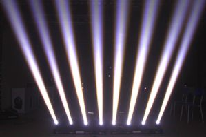 4*40W LED Beam Moving Head for Stage Disco (HL-18BM) pictures & photos