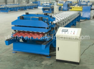 Ytsing Passed CE and ISO Authentication Glazed Tile Roll Form Manufacturing Machines (YD-0332)