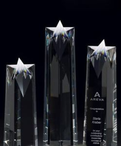 Crystal Star Trophies